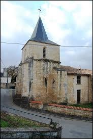 Commune Deux-Sévrienne, Sainte-Néomaye se situe en région ...