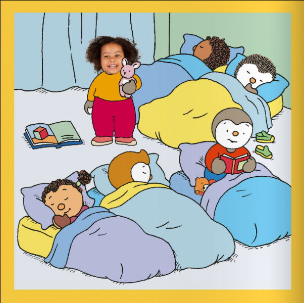 Et selon, les règles gouvernementales, la soirée de réveillon était privée, il faut donc dormir sur place ! Que nous a proposé notre ami Michel Blanc ?