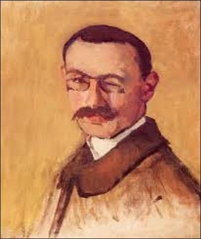 Quel fauviste a fait ici son autoportrait en 1904 ?
