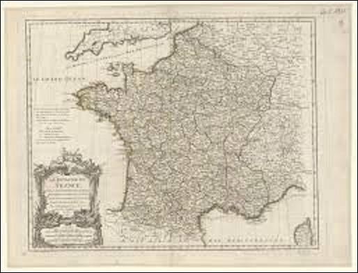 15 janvier 1790 : La décision de diviser la France en départements est votée par l'assemblée constituante le 11 novembre 1789 et le découpage le 22 décembre. Leur nombre et leur délimitation sont précisés le 15 janvier. À cette époque à combien s'élève le nombre de départements ?