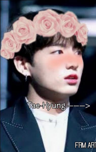 Avec qui Tae se sent-il le plus à l'aise ?