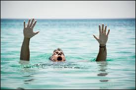 Comment appelle-t-on la peur de la noyade ?