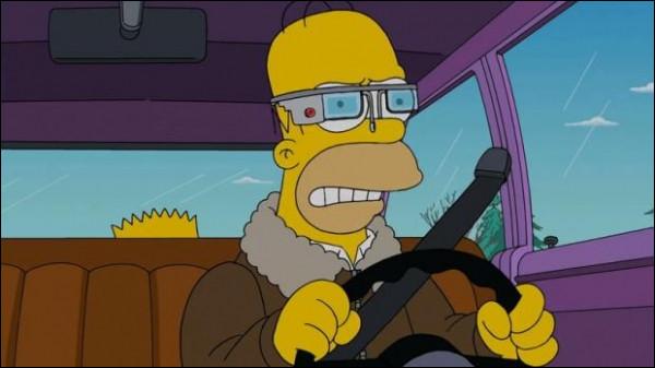 """Dans la série animée """"Les Simpson"""", quel est le péché mignon d'Homer ?"""