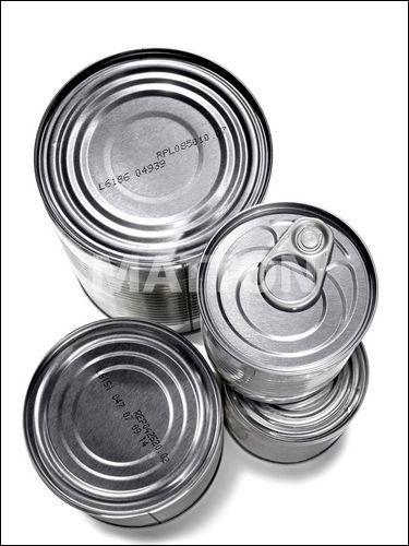Que deviennent vos boîtes de conserve en acier ?