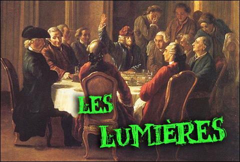 Lu comme lumières : lequel de ces dramaturges ne fit pas partie du siècle des lumières ?