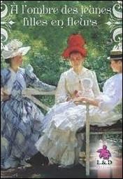 Qui est l'auteur du roman ''À l'ombre des jeunes filles en fleurs'' ?