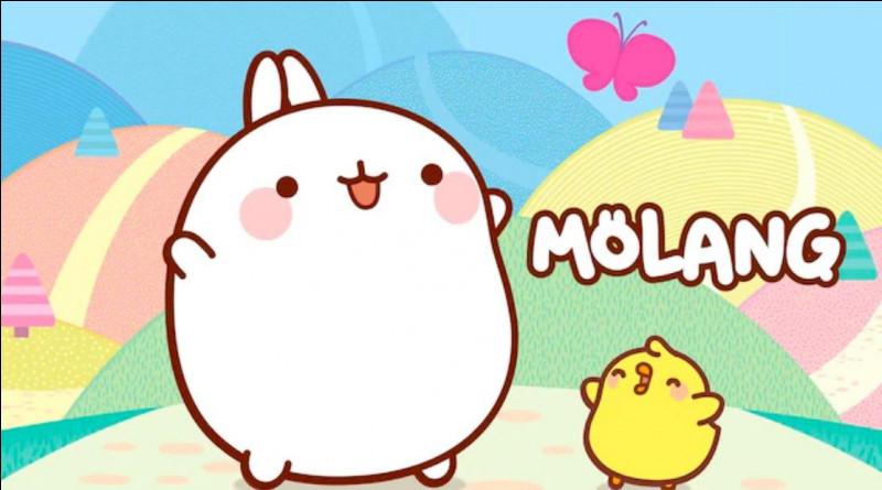 Ces amis sont inséparables. Qui est Mölang ?