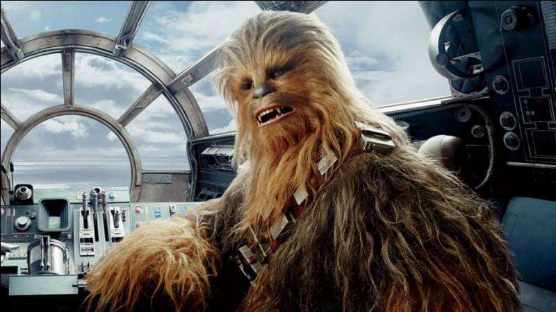 Qui est ce personnage de ''Star Wars'' ?
