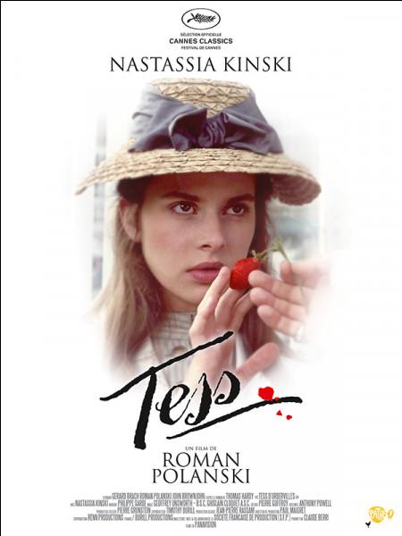 """Qui est l'auteur de """"Tess d'Uberville"""" ?"""