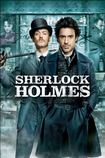 "Qui a signé ""Sherlock Holmes"" ?"