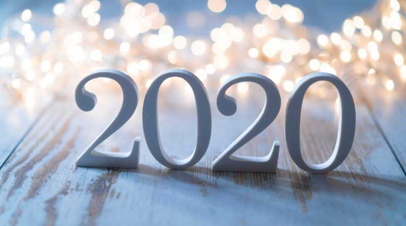 Retour sur l'année 2020 !