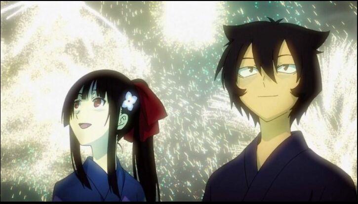 Sankarea : avec quelle fleur Furuya concocte-t-il la potion de résurrection ?