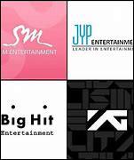 Avec quelle agence le groupe BTS a-t-il signé ?