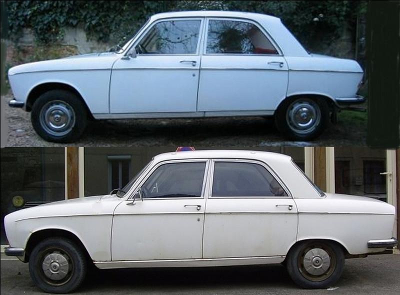 Sortie en 1969, la Peugeot 304 sera fabriquée jusqu'en ... : elle est en partie dérivée d'un modèle précédent, la ... (Complétez les pointillés !)