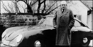 Qui a fondé la Porsche ?