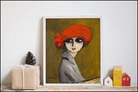 """Qui a peint """"Le pavot de maïs"""" ?"""