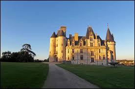 Dans quel département français se situe le château de La Rochefoucauld ?