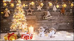 Quel est le dessert traditionnel servi à Noël ?