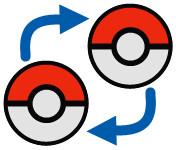 Échange Pokémon