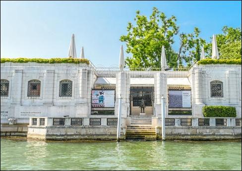 Dans quelle ville se trouve le musée Peggy Guggenheim ?