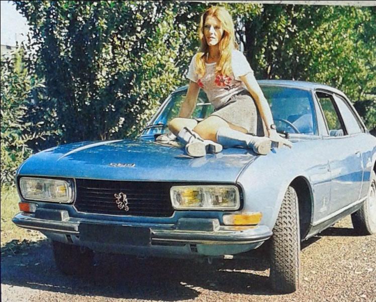 Un autre shérif fait le kéké au volant d'une 504 Coupé V6 : qui est-ce, déjà ?