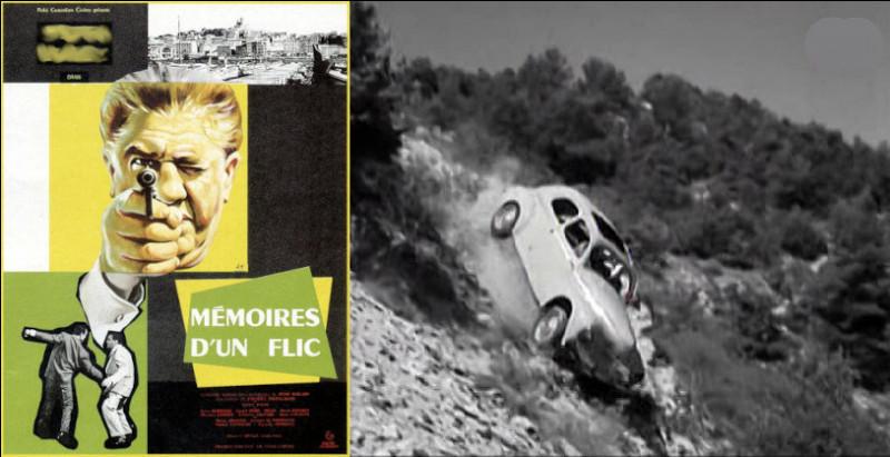 """Il y a eu aussi des 203 qui finissait mal, comme dans ce film de Pierre Foucaud (1956), """"Mémoires d'un flic"""", avec ..."""