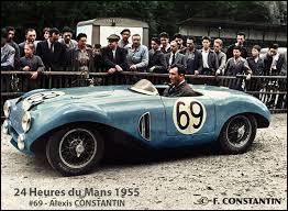 """Le préparateur Constantin développera un modèle """"Barquette"""" pour les """"24 heures du Mans"""" : l'engin à surpresseur filait à 160 km/h et ..."""