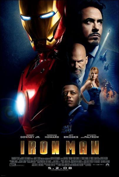 Le film (Iron Man) est sorti en quelle année ?