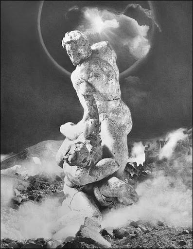 Ce puissant géant fils de Gaïa sera terrassé dans un combat violent par Héraclès. Qui est-il ?
