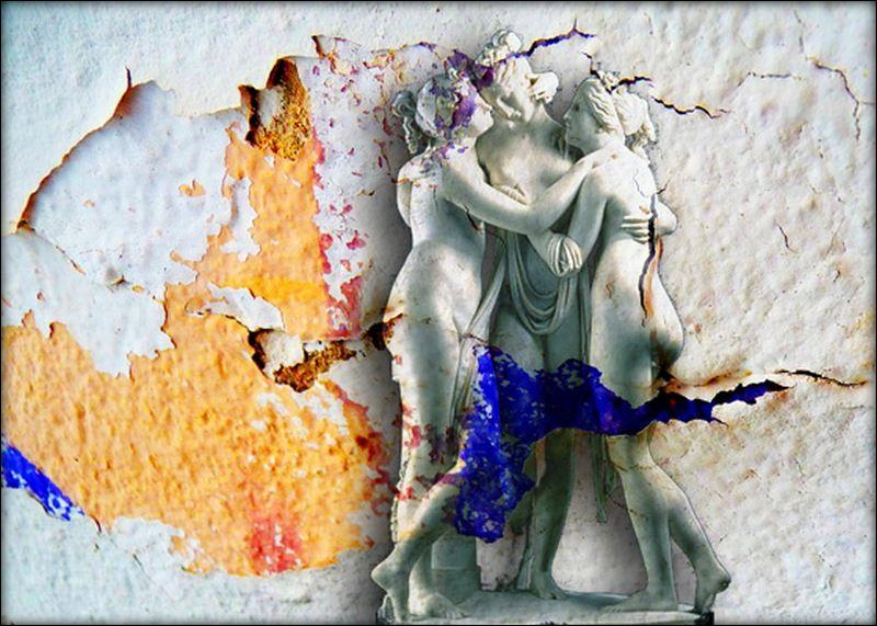Les charités sont trois déesses qui personnifient et incarnent, la vie dans sa plénitude : beauté, créativité, fécondité. Comment se nomment-elles ?
