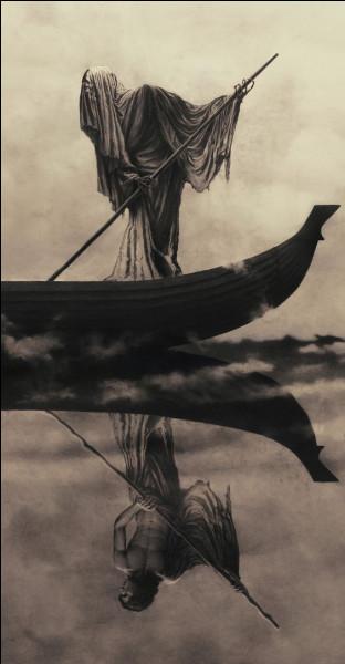 Vieil et sinistre passeur du fleuve des morts, peut conciliant ne se laissait pas fléchir par les prières des défunts. Qui est-il ?