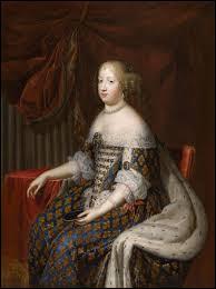 Quel roi a épousé Marie-Thérèse d'Autriche ?