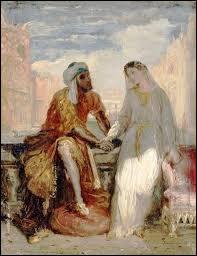 """Quel homme est l'auteur de """"Othello ou le Maure de Venise"""" ?"""