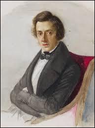 Avec quelle célèbre écrivaine, le compositeur Frédéric Chopin a-t-il eu une relation ?