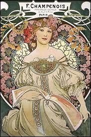 Quel peintre est né à Eibenschütz le 24 juillet 1860 et mort à Prague le 14 juillet 1939 ?