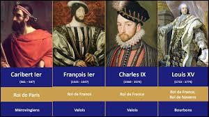Qui fut le dernier roi de France à avoir régné ?