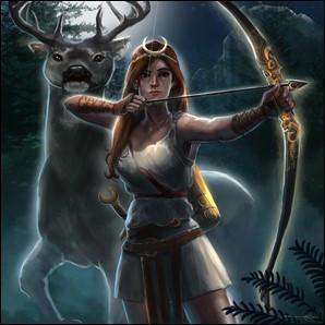 Comment s'appelle la déesse Artémis dans la mythologie romaine ?