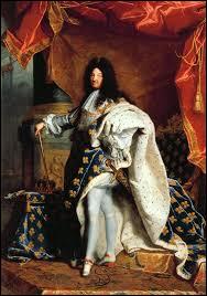 Combien de temps a duré le règle de Louis XIV ?