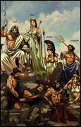 """Dans la mythologie grecque, il y a des dieux """"principaux"""".Combien sont-ils ?"""