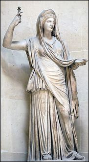 Qui est la femme du roi des dieux ?