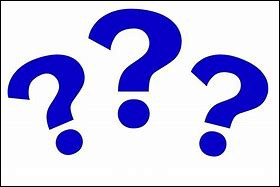 Dans la question 6, quel est le fait étrange ?