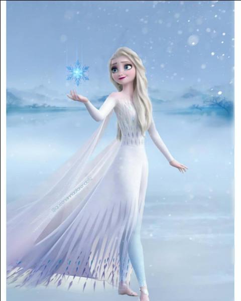 En quelle année le Disney 'La Reine des neiges 1' est-il sorti ?
