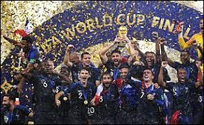 Où s'est déroulé Coupe du monde 2018 ?