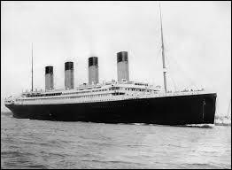 Où le Titanic a-t-il été construit ?