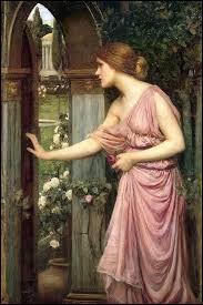 Qui est l'époux de Psyché et également le dieu de l'amour ?