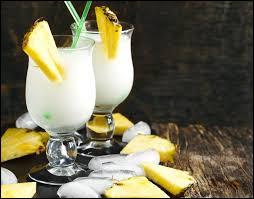 Lequel de ces célèbres cocktails possède du jus d'ananas dans sa composition ?