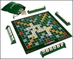 """Dans le jeu de société """"Scrabble"""", quelle est la valeur de la lettre """"a"""" ?"""