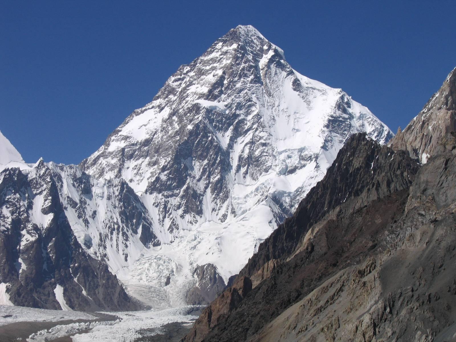 Montagne ~ le K2