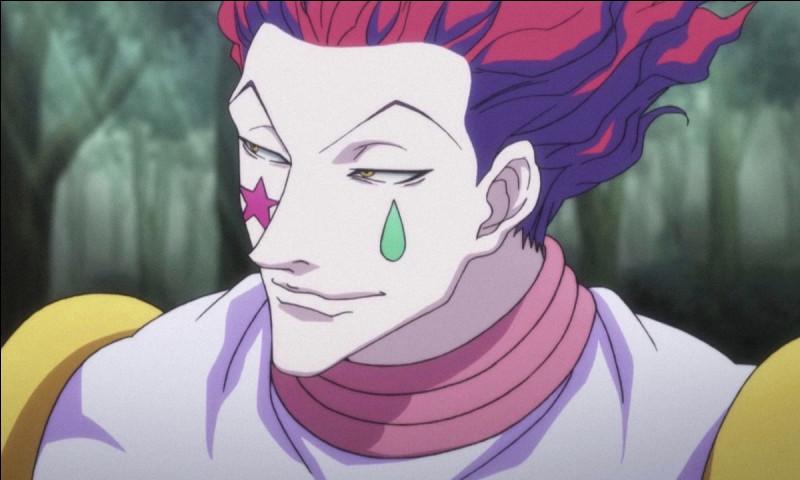 Quel est le numéro de candidat d'Hisoka pendant l'examen des Hunters ?