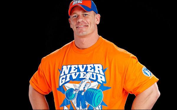 Lors du Royal Rumble 2010, quel a été le numéro d'entré de Cena ?